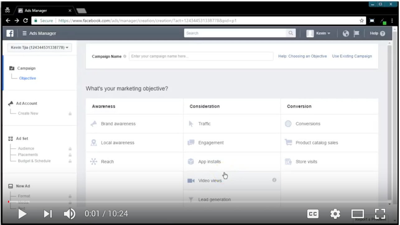 Video - Day 48 - Split-Testing Your Facebook Ads