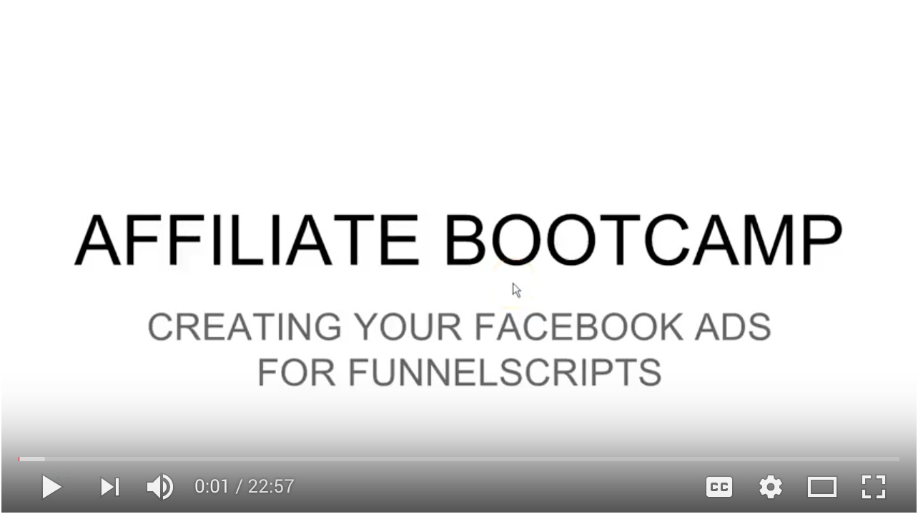 Video - Day 36 - Facebook For FunnelScripts